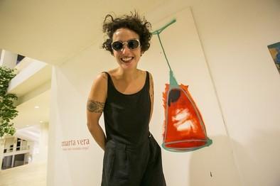 Marta Vera: «En el arte lo más difícil es poder vivir de tu trabajo»