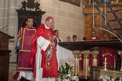 Esteban Escudero inicia su quinto año de servicio pastoral en la Diócesis
