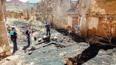 Un acto vandálico puede ser otra vez la causa del fuego en Las Gordillas