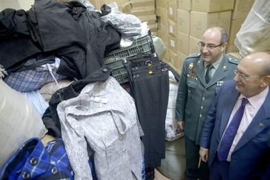 Desarticulada una banda que robó 5.770 prendas de vestir y calzado