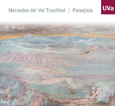 La familia de Mercedes del Val Trouillhet dona dos obras de la pintora al Museo de la UVa