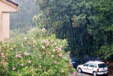 El Puerto del Pico registra 72 litros de lluvia en lo que va de semana
