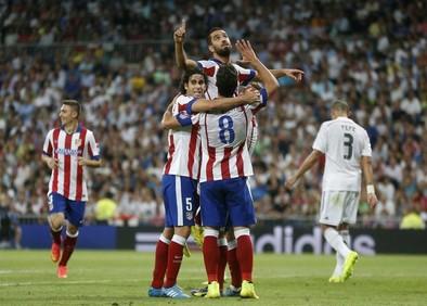 Asalto rojiblanco al Bernabéu