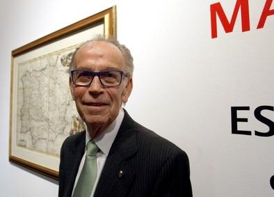 Un centenar de mapas antiguos de España se exponen en Valladolid hasta el 30 de noviembre