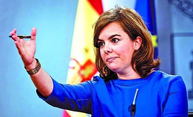 La renuncia que alivia a Rajoy