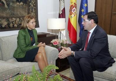 Cospedal promete abrir el hospital de Cuenca en la próxima legislatura