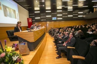 Carmen Posadas inaugura el curso académico de la UNED