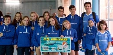Nuevos nadadores, a escena