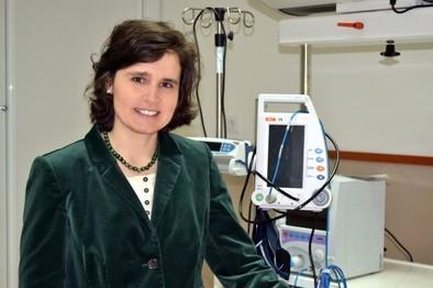 Mercedes Sánchez, primera vicedecana de Ciencias de la Salud de la UCAV