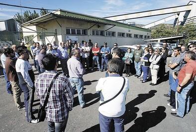 Los mineros aumentarán el tono de las protestas si no se desbloquea el convenio