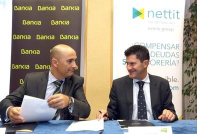 Everis y Bankia facilitarán el saldo de deudas entre empresas y autónomos
