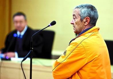 El atracador que disparó al director de Caja Laboral pacta 13 años y medio de cárcel