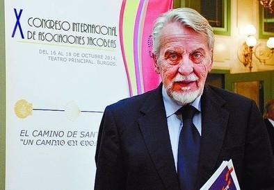 Paolo Caucci: «El Camino de Santiago está revitalizando otras peregrinaciones»