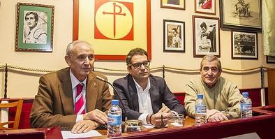 Pepe Estévez dio su balance de la temporada en la 'Peña Taurina'