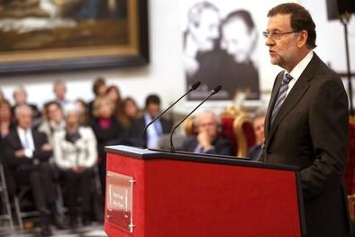 Rajoy alerta de los «nacionalismos independentistas y excluyentes»