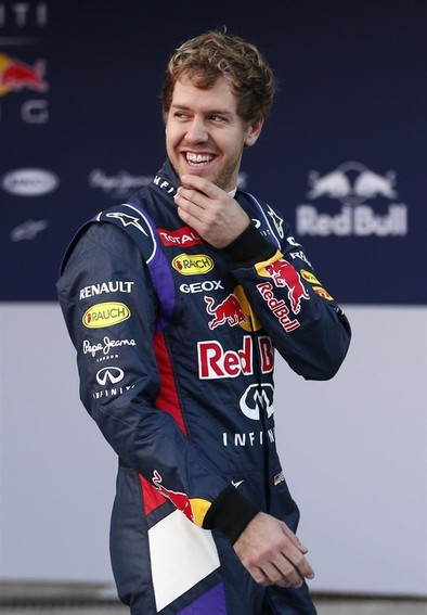 Vettel pide tiempo para adaptarse al nuevo Ferrari
