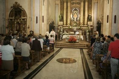 Las iglesias de Talavera ingresaron en el año 2013 más de 600.000 euros