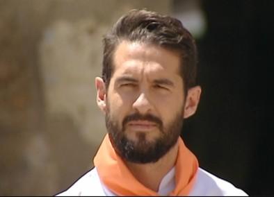 Peña (Top Chef): «Como buen jugador de rugby, cuando termina el partido lo suyo es darse la mano»