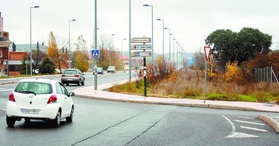 El Ministerio construirá de forma «inminente» el vial de acceso a Vicolozano