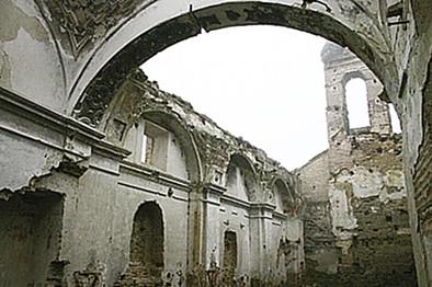 Hispania Nostra aumenta hasta 20 los BIC en ruinas en la provincia