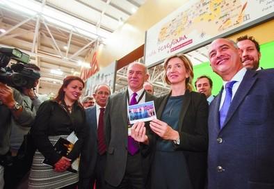 El V Centenario se presenta en Intur como «una ocasión única» para Ávila