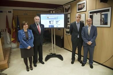 El CEEI lanza la página web Talavera 3.0 para apoyar el emprendimiento