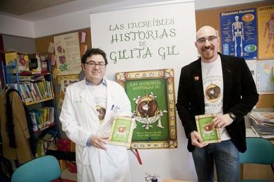 Álvaro Moreno presenta su nueva novela infantil con  un mensaje de integración