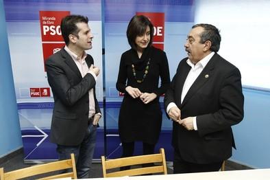 Tudanca pide a Herrera una intervención política para Montefibre