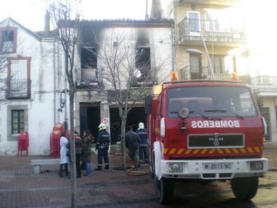 La provincia se despertó con tres incendios en  otras tantas localidades