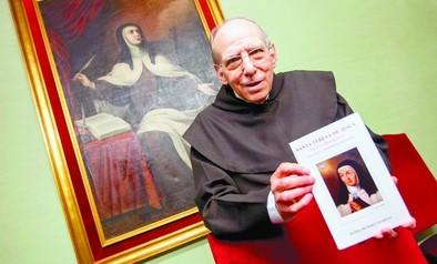 «La novedad en una biografía de La Santa está en el corazón del escritor»