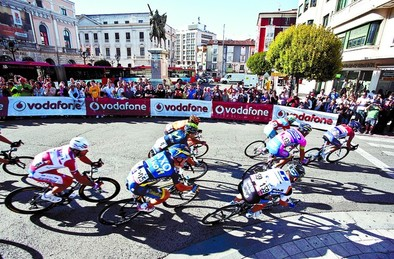 Burgos acogerá una crono de la Vuelta a España el 9 de septiembre