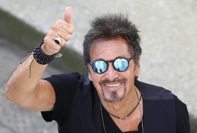 Venecia se rinde a Al Pacino