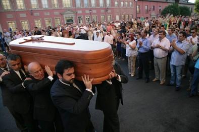 Talavera despide a su alcalde
