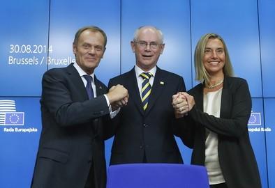 Los Veintiocho eligen a Tusk como presidente del Consejo Europeo