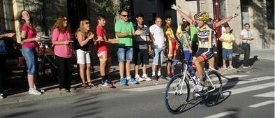 Jaime Guzmán, vencedor del Trofeo Cristo de Gracia