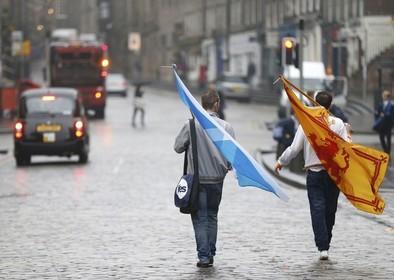 Escocia dice 'no' a la secesión