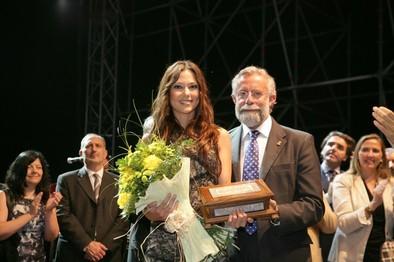 Sara Gil destaca el carisma especial de los talaveranos en su pregón