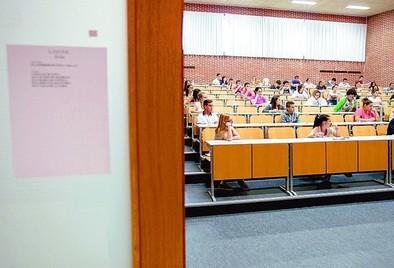 Aprueba el 76,7% de los estudiantes que se presentaron a la PAU en septiembre
