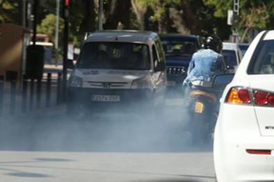 La contaminación a causa del ozono fue alta durante 81 días en la capital