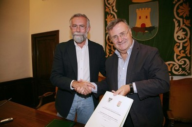 La Diputación invierte otros 300.000 euros en el Salvador
