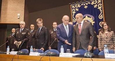 Fernández Díaz llama a la cooperación ante las amenazas compartidas