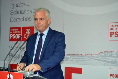 El PSOE pide 12 millones en los PGE para un plan de empleo