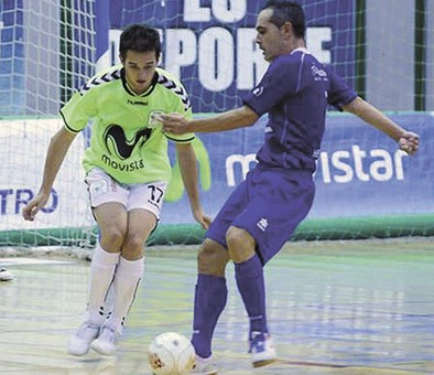 El FS Valdepeñas pone a prueba al líder de la Liga