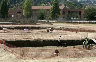 IU sugiere instalar en el Santa Cruz el museo visigodo de la Vega Baja