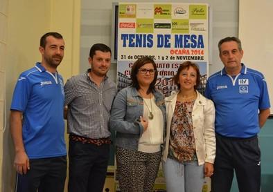 Unos 600 jugadores disputarán el Torneo Zonal Ocaña 2014