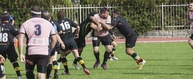 El Rugby Ávila Club recibe a Las Rozas