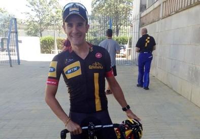 Sergio Pardilla correrá la próxima campaña en el equipo Caja Rural