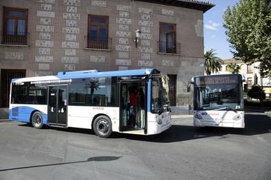 Eborabús garantiza la renovación total de su flota de vehículos