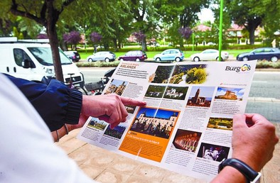 Sodebur edita 6 mapas con todos los recursos turísticos del territorio