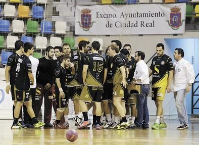 El Alarcos quiere blindar 'su' Quijote Arena